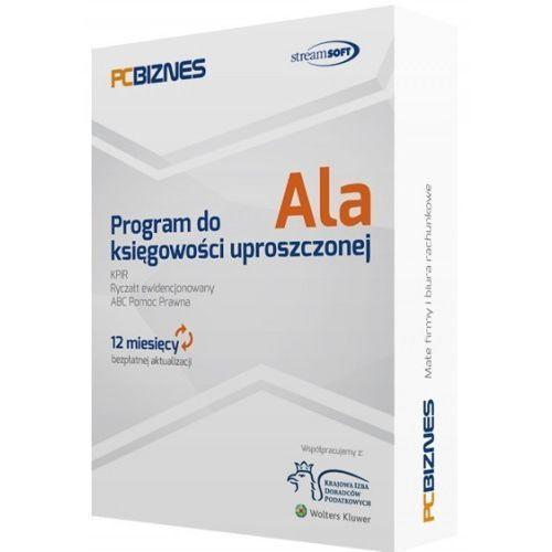 Streamsoft ALA MAX sieciowa dla biur rachunkowych do 50 firm