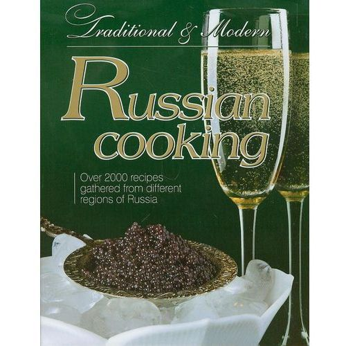 Kuchnia rosyjska wesrja angielska (9788375444766)