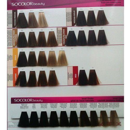 Matrix Socolor Beauty pielęgnująca farba do włosów odcień 7G (Medium Blonde Gold) 90 ml, kolor Matrix
