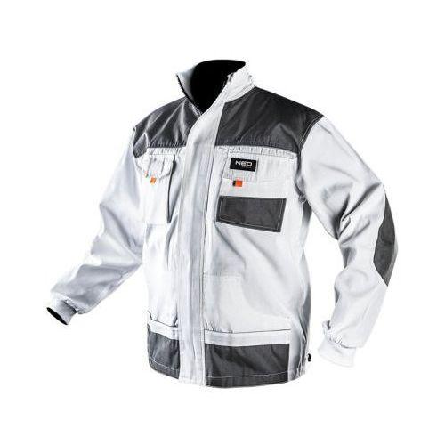 Neo Bluza robocza 81-110-xxl biały (rozmiar xxl) (5902062018175)