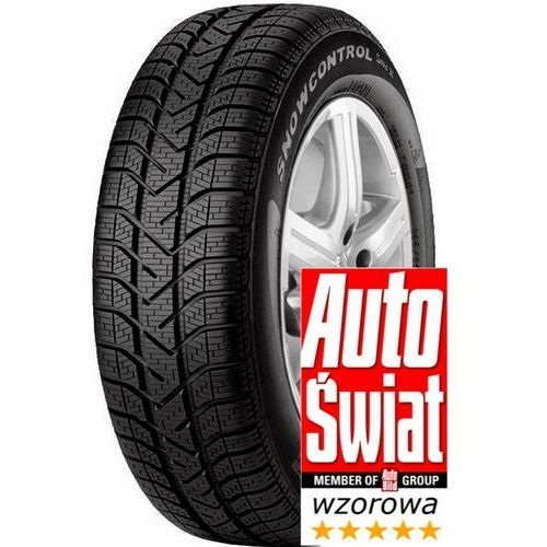 OKAZJA - Pirelli SnowControl 3 195/50 R15 82 H