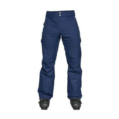 spodnie CLWR - Tilt Pant Midnight Blue (635) rozmiar: L, kolor niebieski