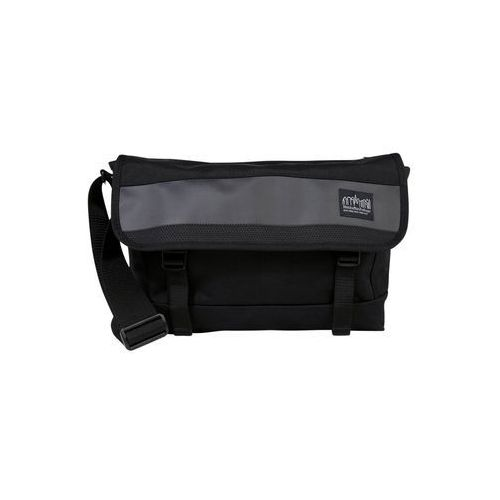Manhattan Portage HELL'S KITCHEN MESSENGER BAG Torba na ramię black, 1661-BL