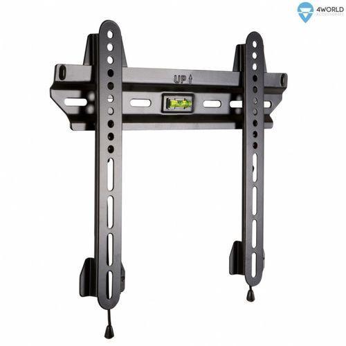 4W Uchwyt ścienny do LCD 15-32'' udźwig 45kg - czarny (5908214338856)