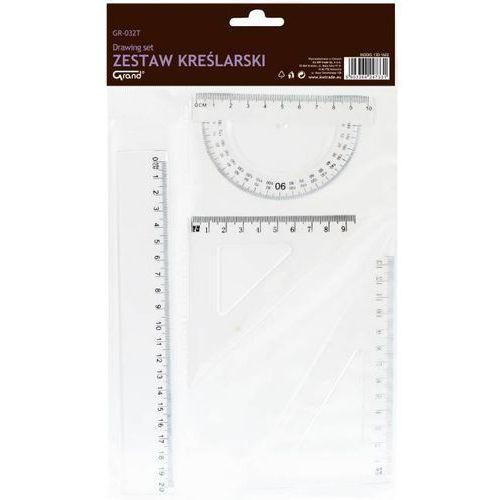 Zestaw geometryczny GR-032T GRAND - X00879