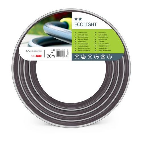 Wąż ogrodowy Ecolight 1 cal 20m