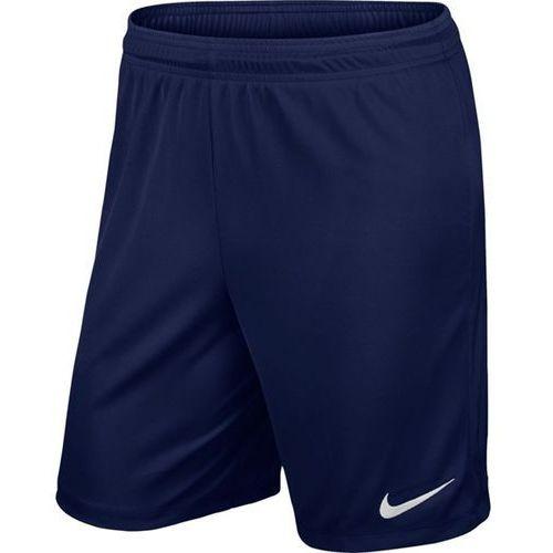 Nike Spodenki sportowe park ii knit 725887-410