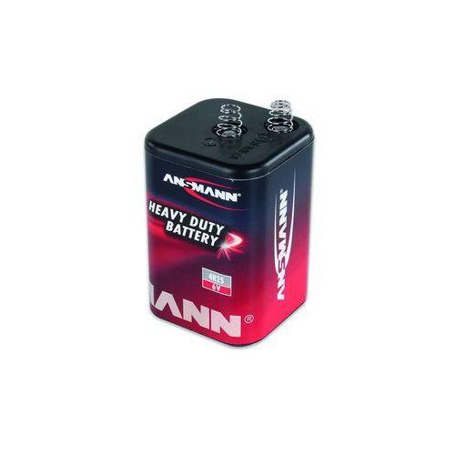 1500 – 0003 cynkowo-węglowe bateria 4r25 czarny marki Ansmann