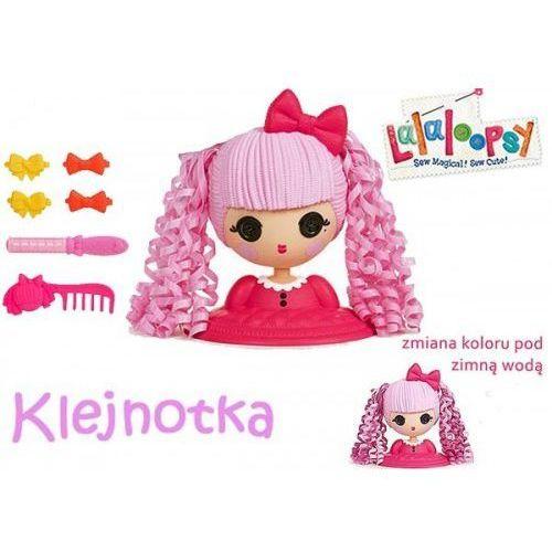 Lalaloopsy Girls Głowa do Stylizacji Klejnotka (0035051532446)