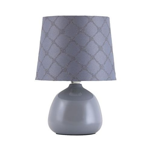 Lampa lampka stołowa Rabalux Ellie 1x40W E14 szary 4381.2 lata gwarancji producenta, 4381