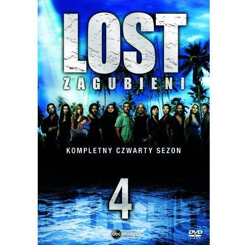 Lost: zagubieni, sezon 4 (dvd) - różni. darmowa dostawa do kiosku ruchu od 24,99zł marki Galapagos