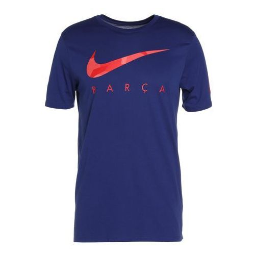 Nike Performance FC BARCELONA PRESEASON Artykuły klubowe deep royal blue (0091208377704)