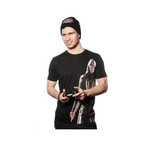 Koszulka GOOD LOOT Assassin's Creed - Callum Lynch Czarna rozmiar M, towar z kategorii: Gadżety