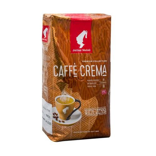 Julius Meinl Caffe Crema Wiener Art 1 kg ziarnista