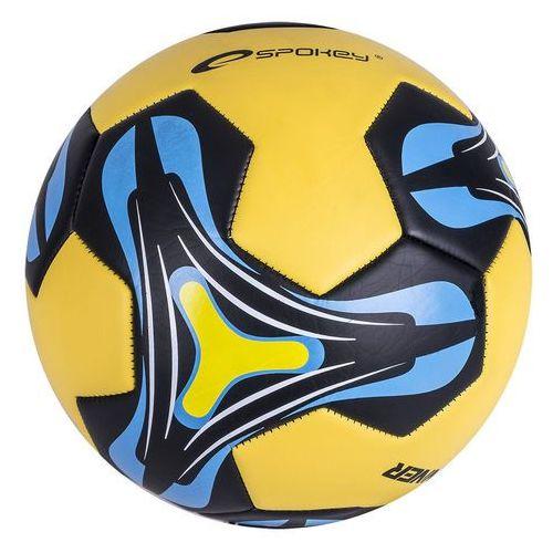 Spokey Piłka nożna  runner 835712 żółto-niebieski - żółty ||żółto-niebieski