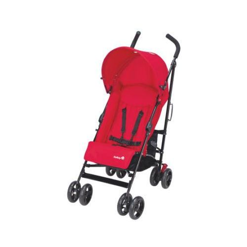 Safety 1st Wózek spacerowy Slim Plain Red (3220660231669)