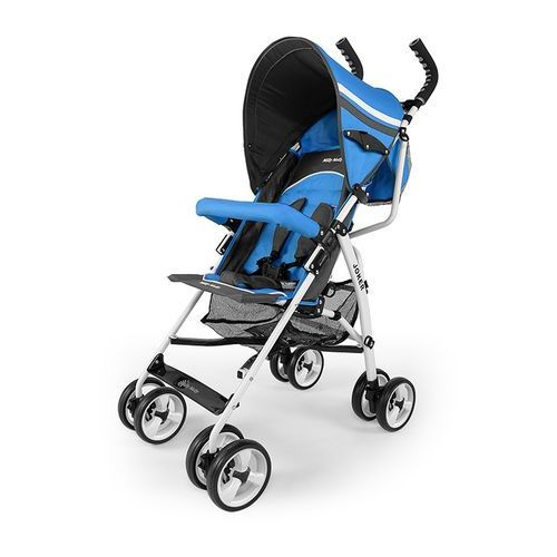Wózek Spacerowy Milly Mally JOKER (Blue) - produkt z kategorii- Wózki spacerowe