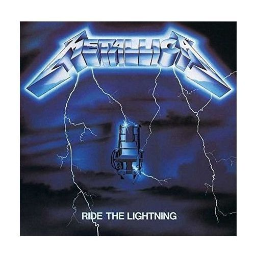Ride the lightning (deluxe 4lp+6cd+dvd) ltd. - metallica (cd + dvd) marki Universal music