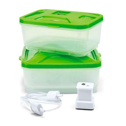 pudełka próżniowe do przechowywania żywności xa258010 lunch box vacupack marki Tefal
