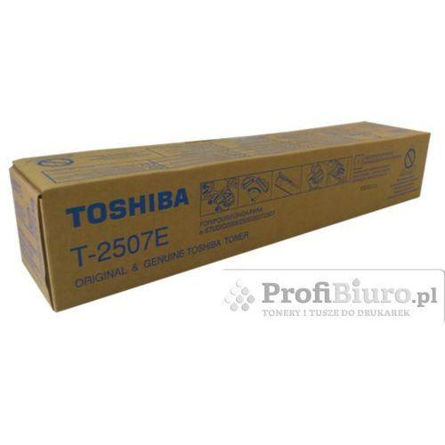 Toner Toshiba T-2507E Czarny do kopiarek (Oryginalny) [10k]
