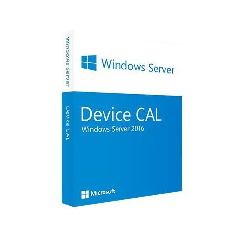 Windows server 2016 device cal 32/64 bit marki Microsoft