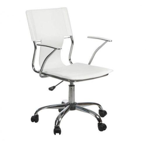 Fotel biurowy bx-2015 biały marki Corpocomfort