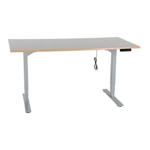 Intra.se swedmach Stół warsztatowy, biurowy, elektrycznie regulowany - 1600 mm, nośność 150 kg