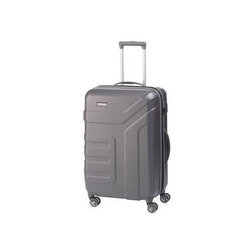vector walizka średnia 79/91l anthrazit 4-koła marki Travelite
