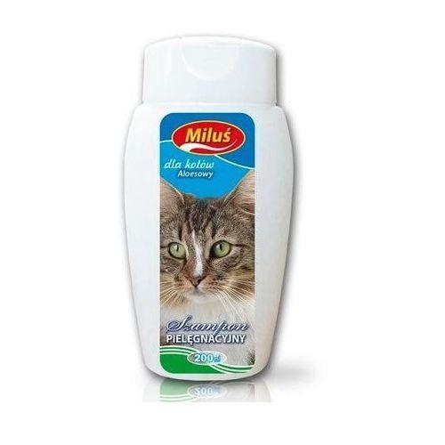 Certech szampon pielęgnacyjny dla kotów z aloesem 200ml (5905397013525)