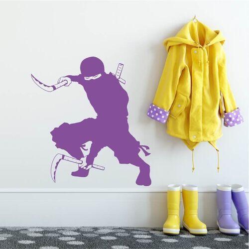 Szablon malarski dla dzieci ninja 2102 marki Wally - piękno dekoracji
