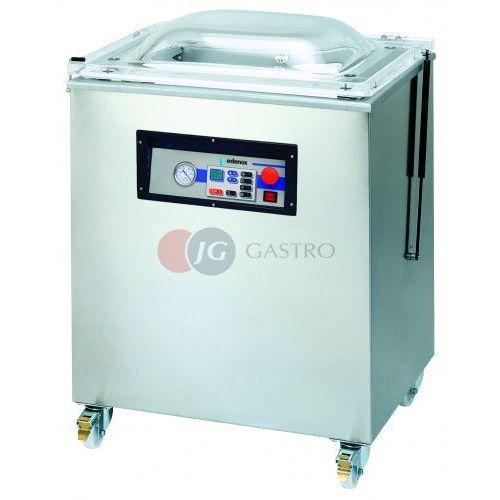 Pakowarka próżniowa wolnostojąca z czasową regulacją próżni 100 m3/h vac-100 dt marki Edenox
