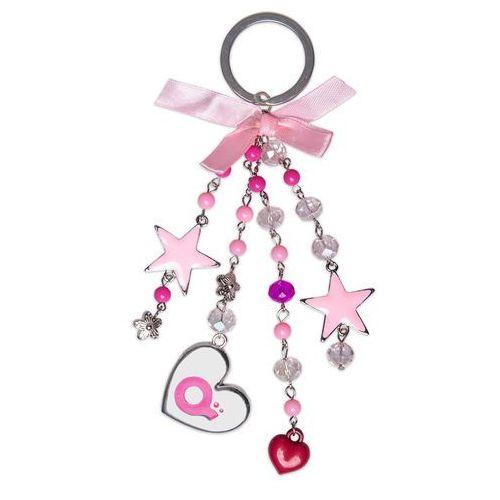 Topgal Przywieszka top 164 h - pink (8592571010172)