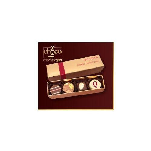 Czekoladki Złote czekoladki 1x4 z kategorii Czekolady i bombonierki
