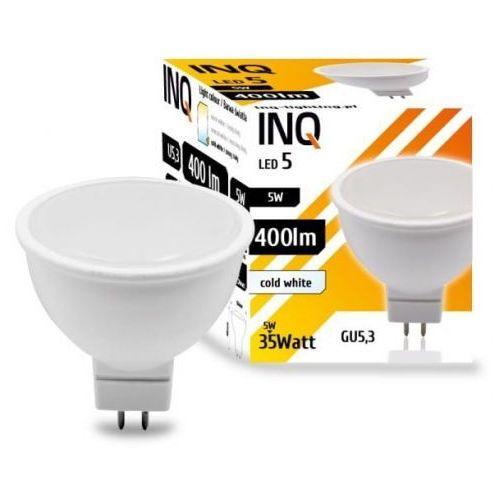 Żarówka led gu5.3 5w mr16 6000k lighting lr120cw marki Inq