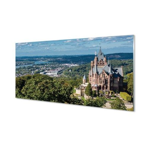 Obrazy akrylowe niemcy panorama miasto zamek marki Tulup.pl
