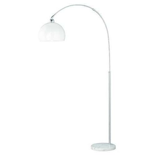 Trio RL Junior II R46001906 lampa podłogowa stojąca 1x60W E27 chrom / biały
