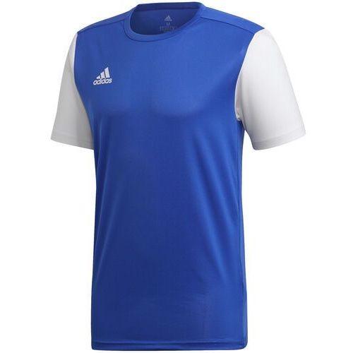 Koszulka dla dzieci adidas Estro 19 Jersey JUNIOR niebieska DP3231/DP3217