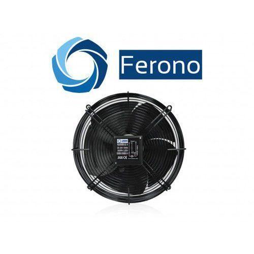 Wentylator osiowy, ssący z siatką 550mm, 8700 m3/h (FSS550), FSS550