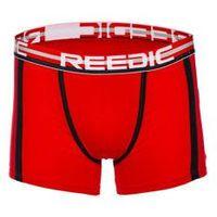 Bokserki męskie czerwone denley g515, Reedic