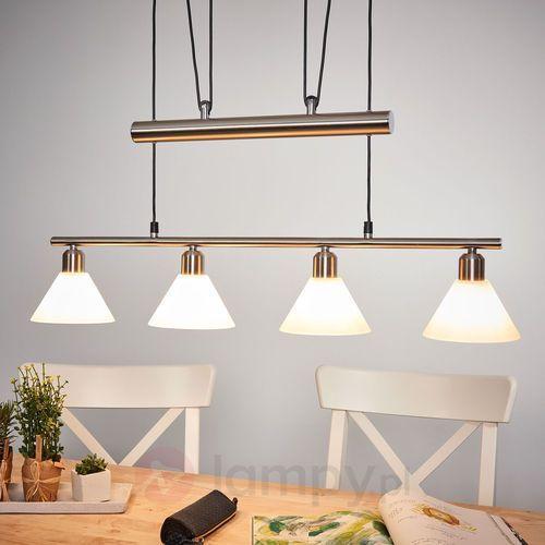 Trio leuchten Lampa wisząca o regulowanej wysokości 4-punktowa (4017807137736)