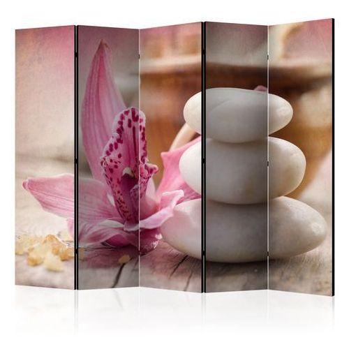 Artgeist Parawan 5-częściowy - aromaterapia ii [room dividers]