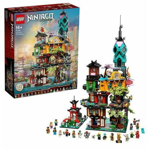 Lego NINJAGO Ogrody gardens 71741