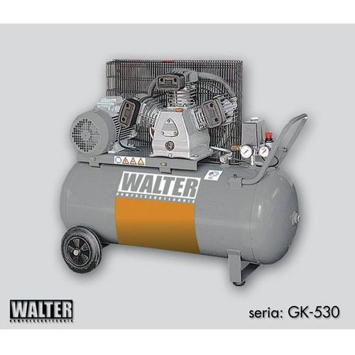 sprężarka tłokowa gk 530-3,0/50 prawdziwe raty 0% + dostawa gratis marki Walter