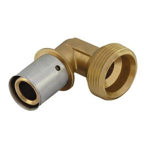 Kan-therm Kan press kolano 16x1/2' gwint zewnętrzny k-901000