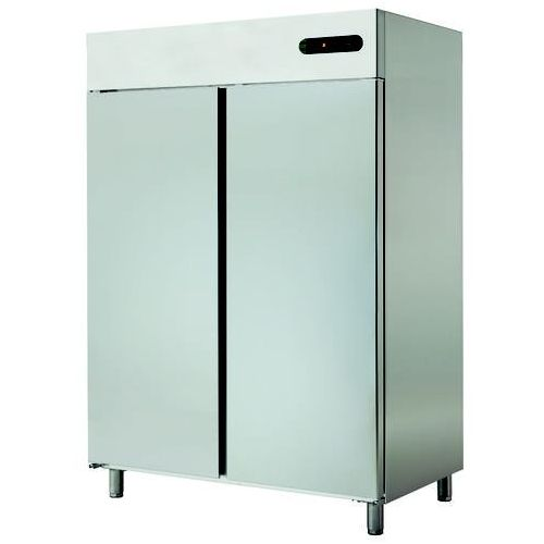 Asber Szafa chłodnicza na tace gn i piekarnicze, 2-drzwiowa, 1400 l, 1388x826x2008 mm | , ecpb-1402