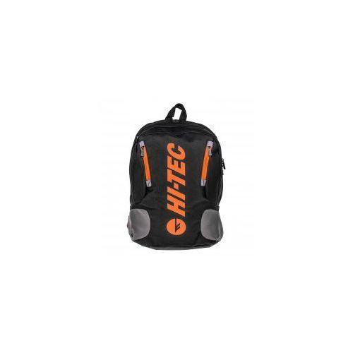 Hi-tec Plecak TONGO 30L BLACK/ ORANGE Darmowy odbiór w 21 miastach!, kolor czarny