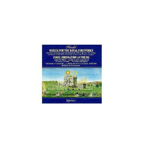 Fireworks Music & Coronation Anthems, CDA 66350