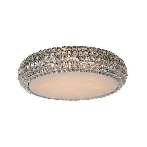 Lucide fontodi lampa sufitowa chrom, 9-punktowe - - klasyczny - obszar wewnętrzny - fontodi - (5411212701541)