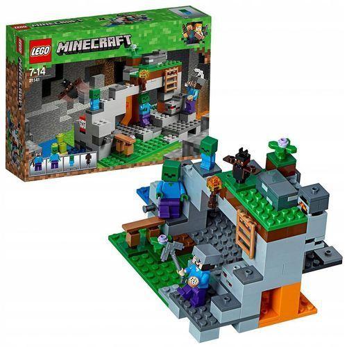 21141 JASKINIA ZOMBIE (The Zombie Cave)- KLOCKI LEGO MINECRAFT