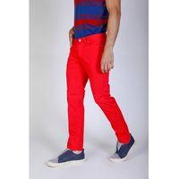 Spodnie męskie JAGGY - J1883T812-Q1-90, J1883T812-Q1_515_TANGO-RED-29